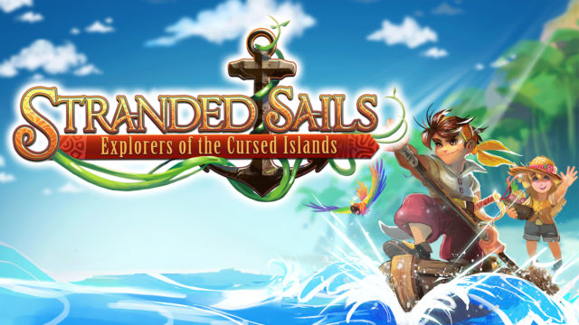 Stranded Sails Explorers of the Cursed Islands Key Visual