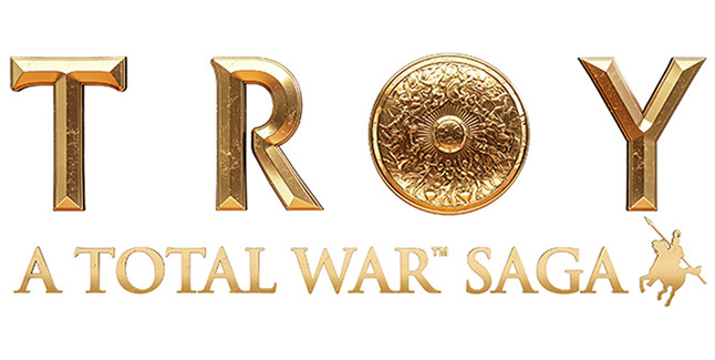 TROY A Total War Saga Logo