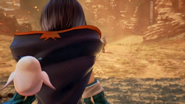 Tales of Arise Mysterious New Character
