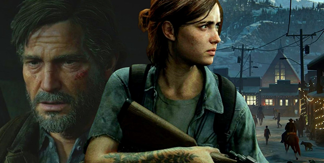 The Last of Us Part II Banner