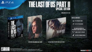 The Last of Us Part II Special Edtion