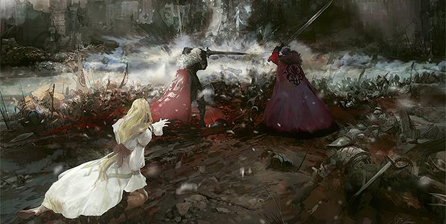 War of the Visions Final Fantasy Brave Exvius Banner