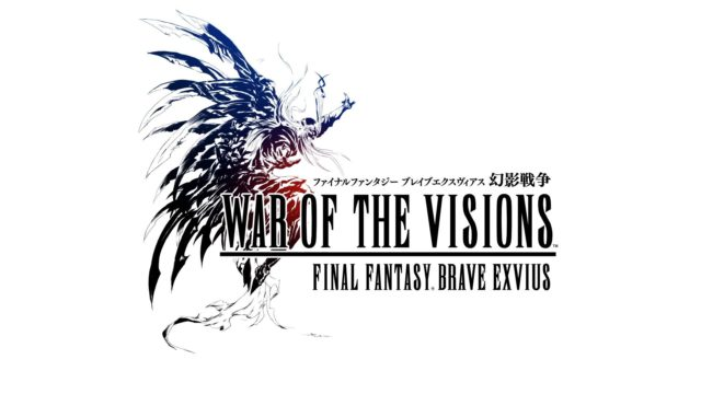 War of the Visions Final Fantasy Brave Exvius Logo
