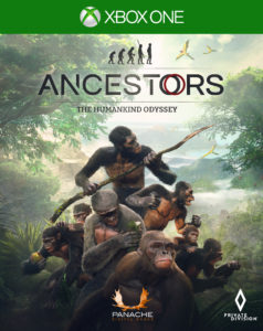 Ancestors The Humankind Odyssey Xbox Boxart