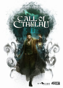 Call of Cthulhu Cover Art