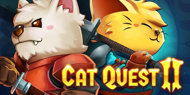 Cat Quest II Banner