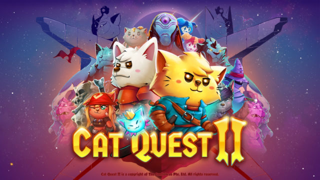 Cat Quest II Key Visual