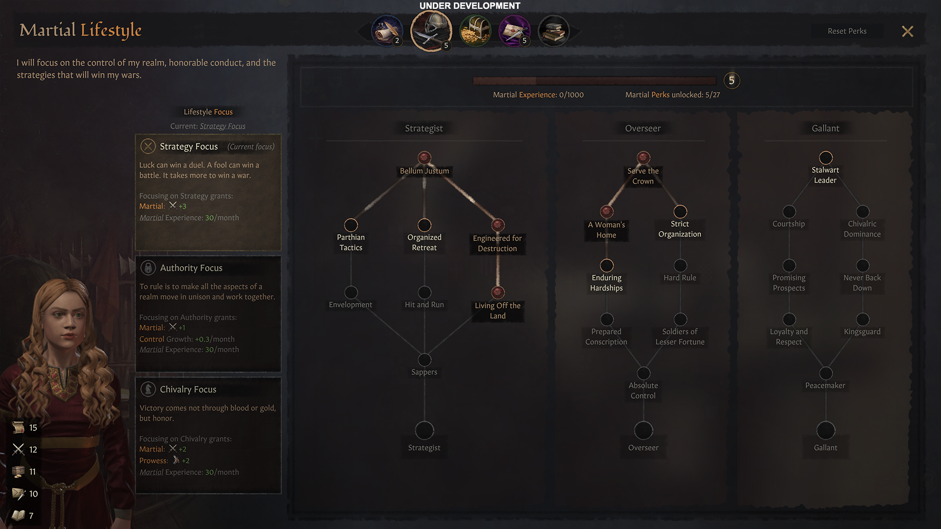 Crusader Kings III Screen 1