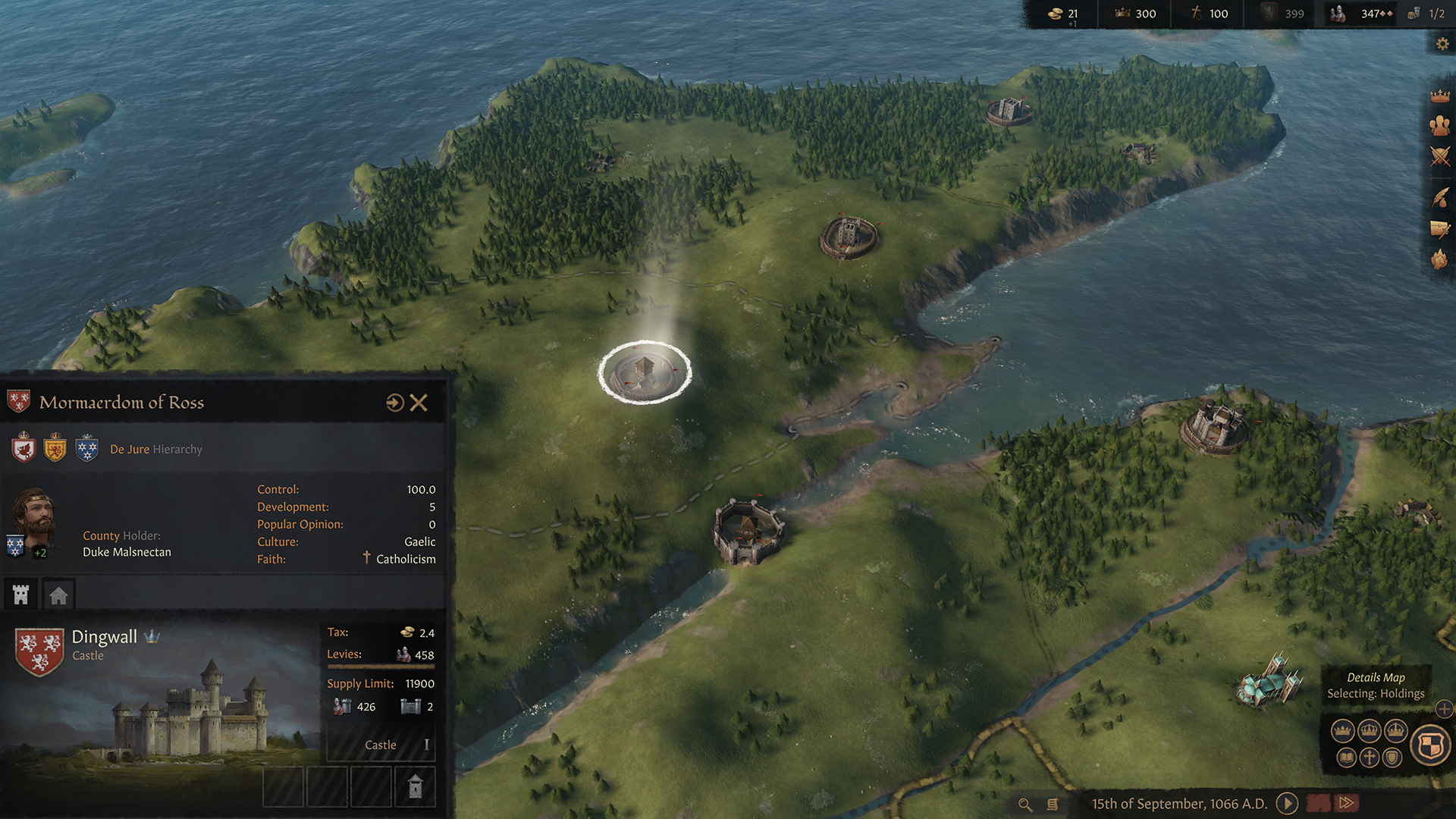 Crusader Kings III Screen 5
