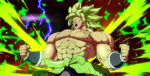 Dragon Ball FighterZ Broly (DBS) Banner