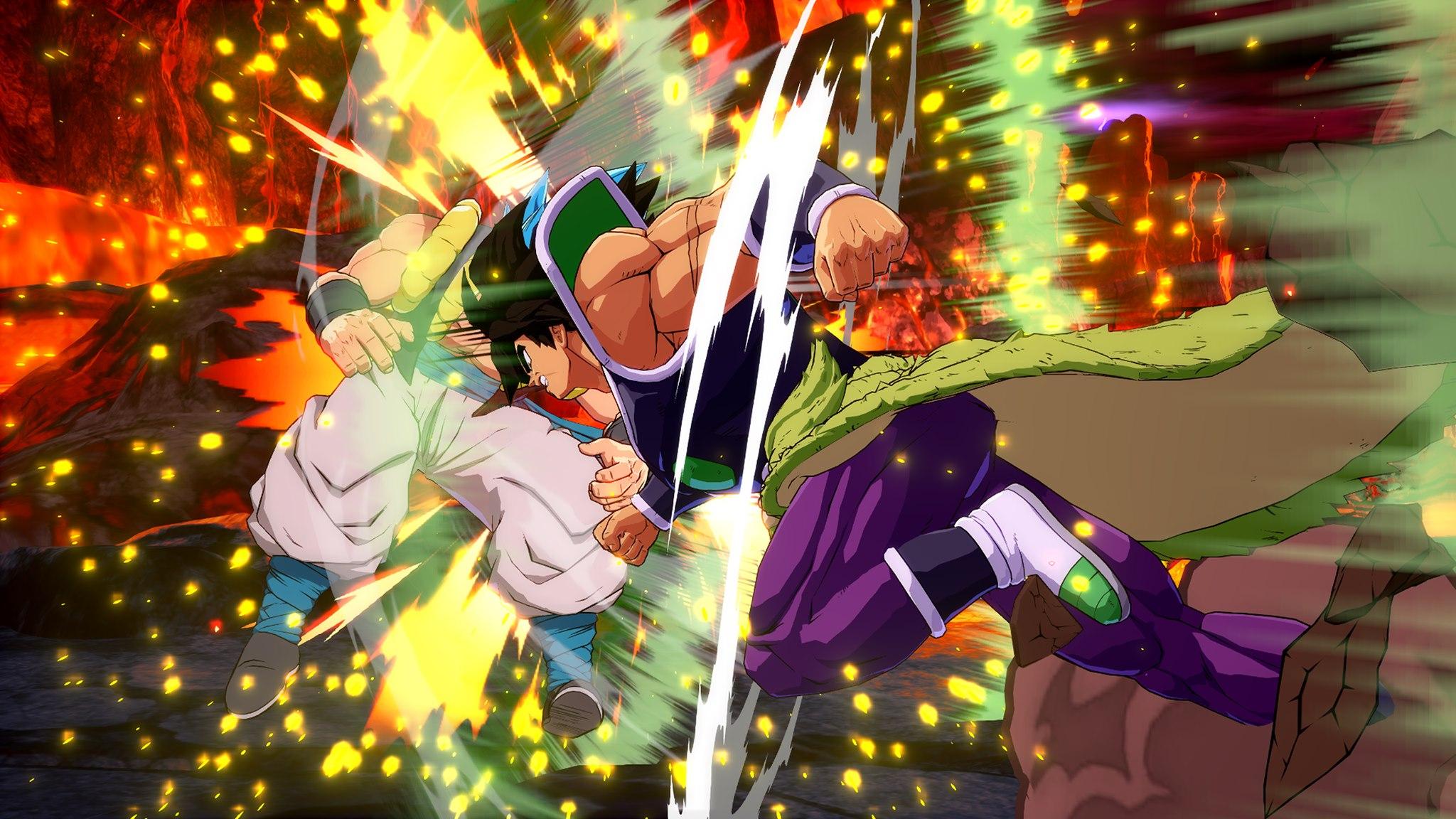 Dragon Ball FighterZ Broly (DBS) Screen 3