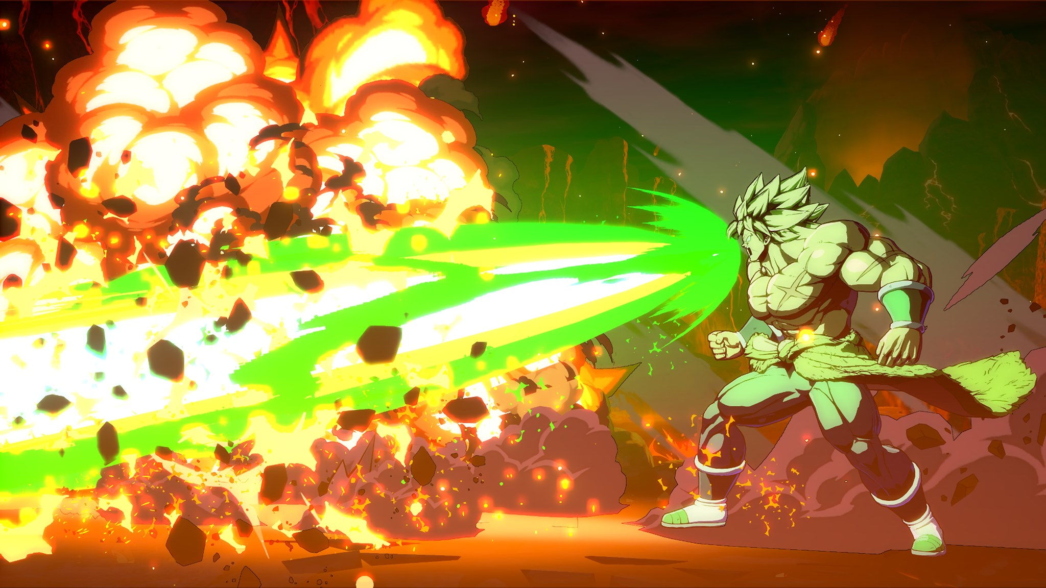 Dragon Ball FighterZ Broly (DBS) Screen 4