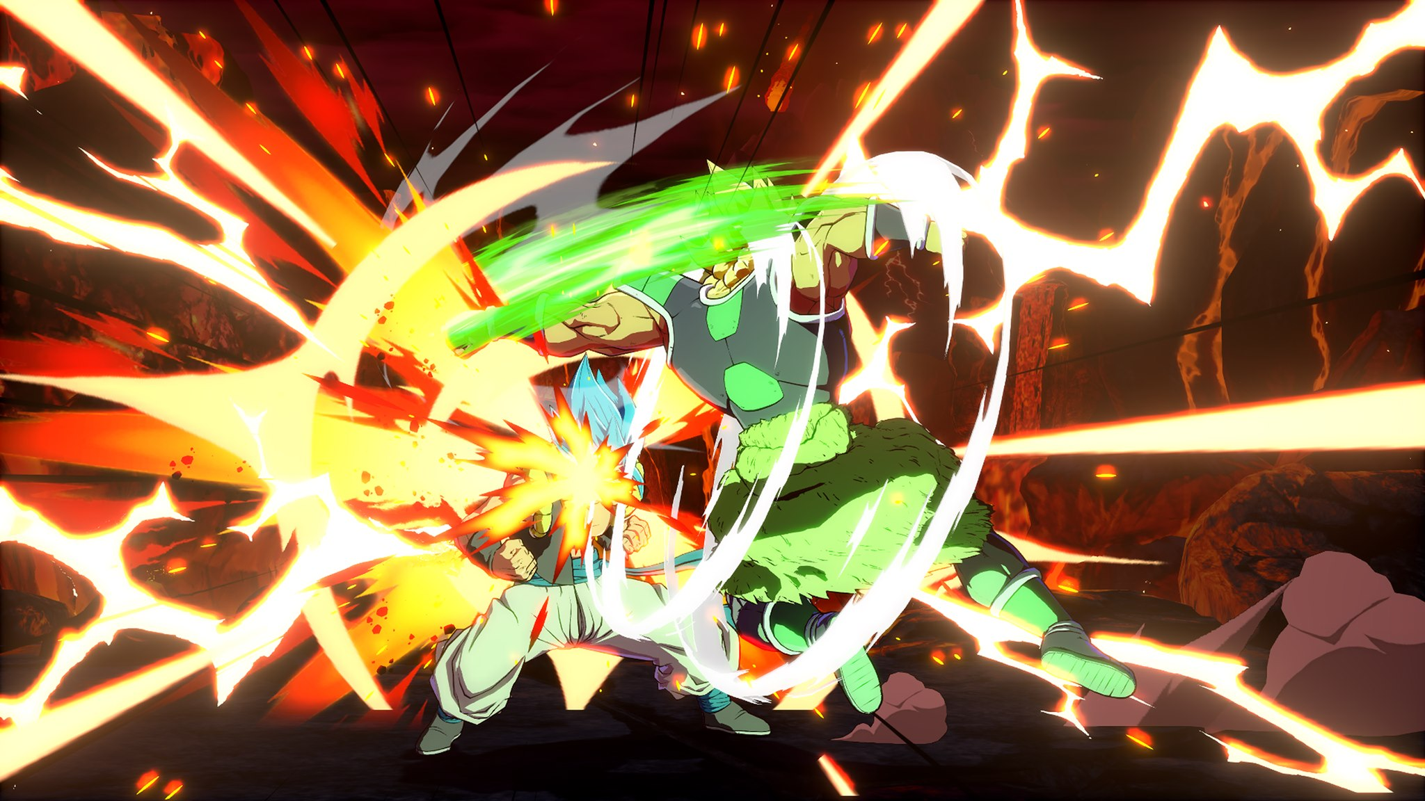 Dragon Ball FighterZ Broly (DBS) Screen 5