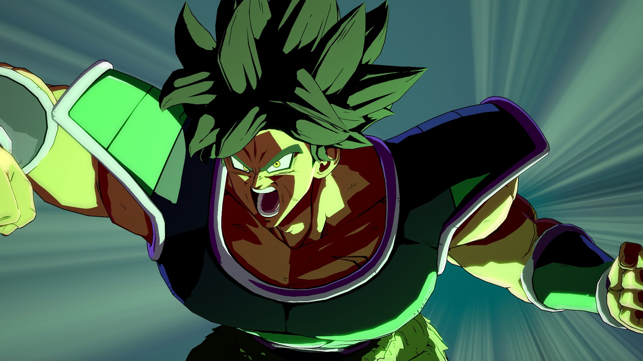 Dragon Ball FighterZ Broly (DBS) Screen 7