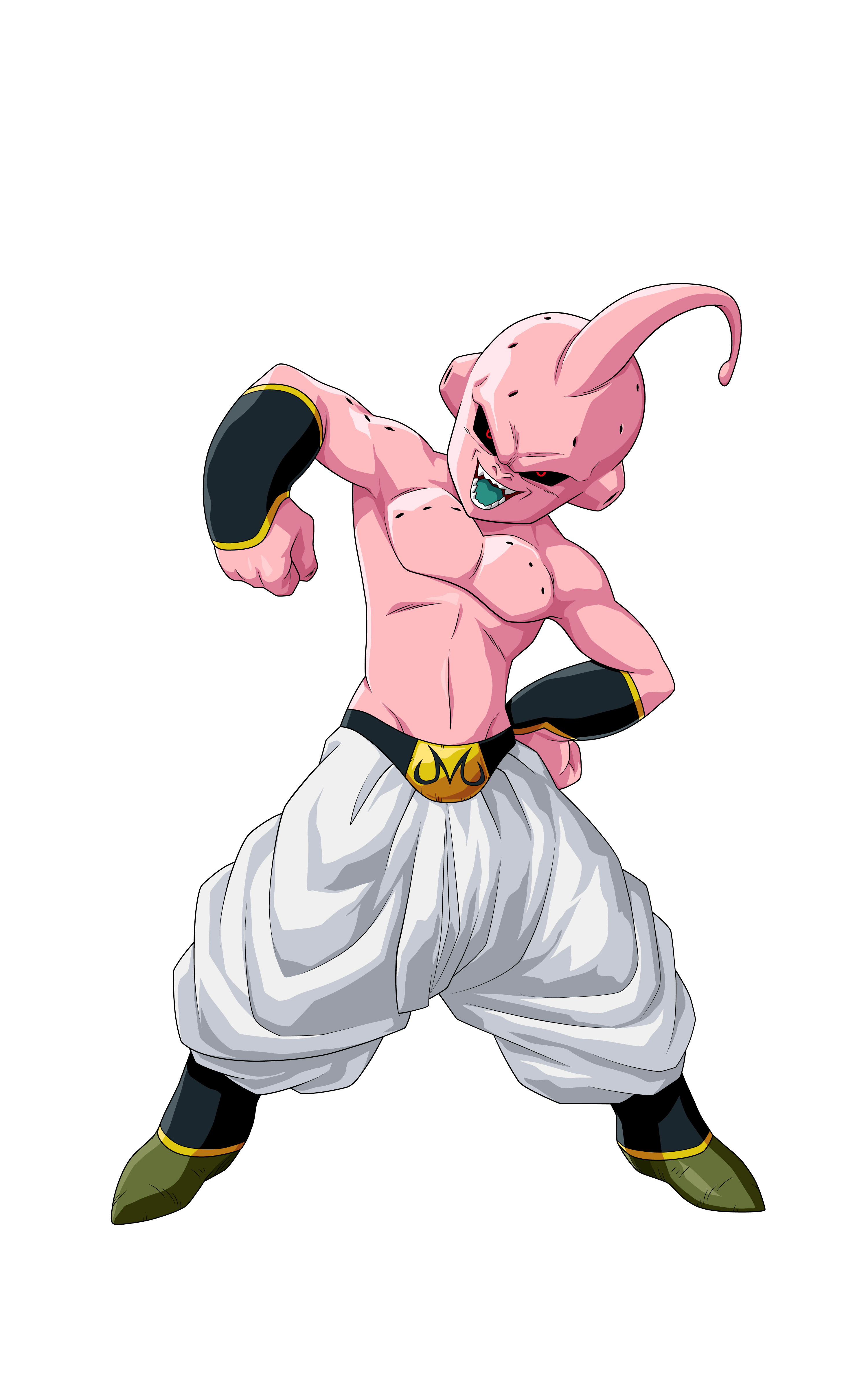 Dragon Ball Z Kakarot Kid Buu Render