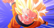 Dragon Ball Z Kakarot Super Saiyan 3 Goku Banner
