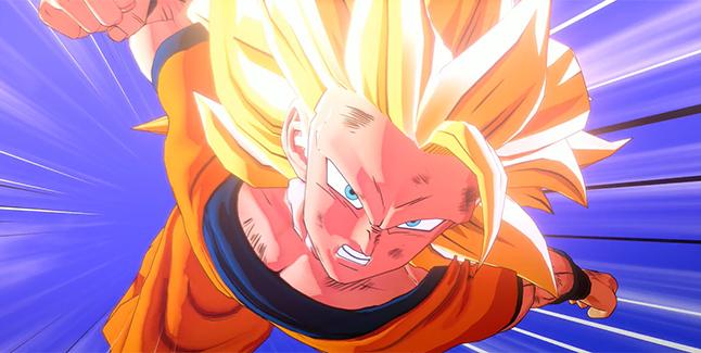 Dragon Ball Z Kakarot Super Saiyan 3 Goku Banner
