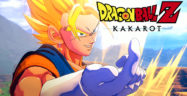 Dragon Ball Z Kakarot Vegito Banner