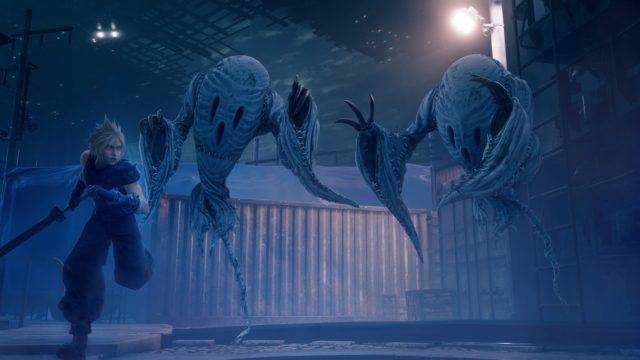 Final Fantasy VII Remake Ghost Monsters