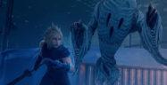 Final Fantasy VII Remake Ghost Monsters Banner