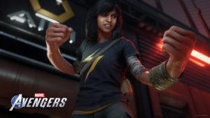 Marvel's Avengers Kamala Khan 4
