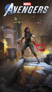 Marvel's Avengers Kamala Khan Poster