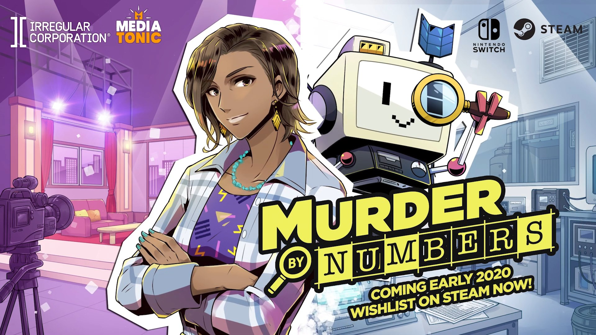 Murder By Numbers Promo Image