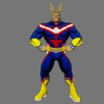 My Hero One's Justice 2 Render 2