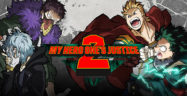 My Hero One%u2019s Justice 2 Banner