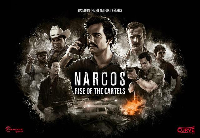 Narcos Rise of the Cartels Key Art