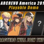 New Guilty Gear ArcRevo America 2019 Playable Demo