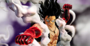 One Piece Pirate Warriors 4 Luffy Snakeman Banner