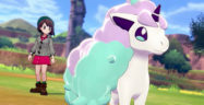 Pokemon Sword and Shield Galarian Ponyta Banner