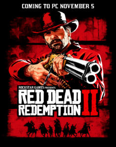 Red Dead Redemption 2 Coming to PC on November 5