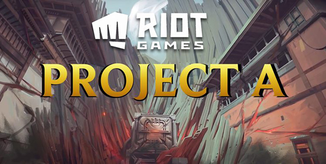 Riot Games Project A Banner