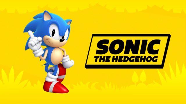 Super Monkey Ball Banana Blitz HD Sonic the Hedgehog Banner