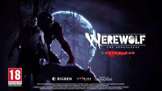 Werewolf The Apocalypse Earthblood Promo Image