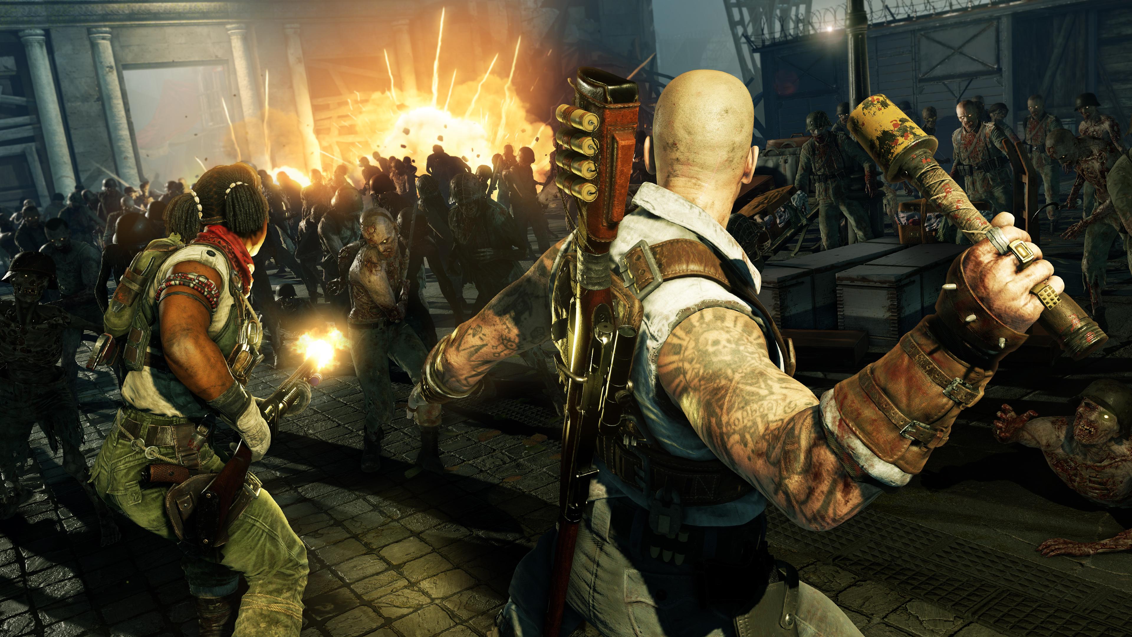 Zombie Army 4 Dead War Screen 1