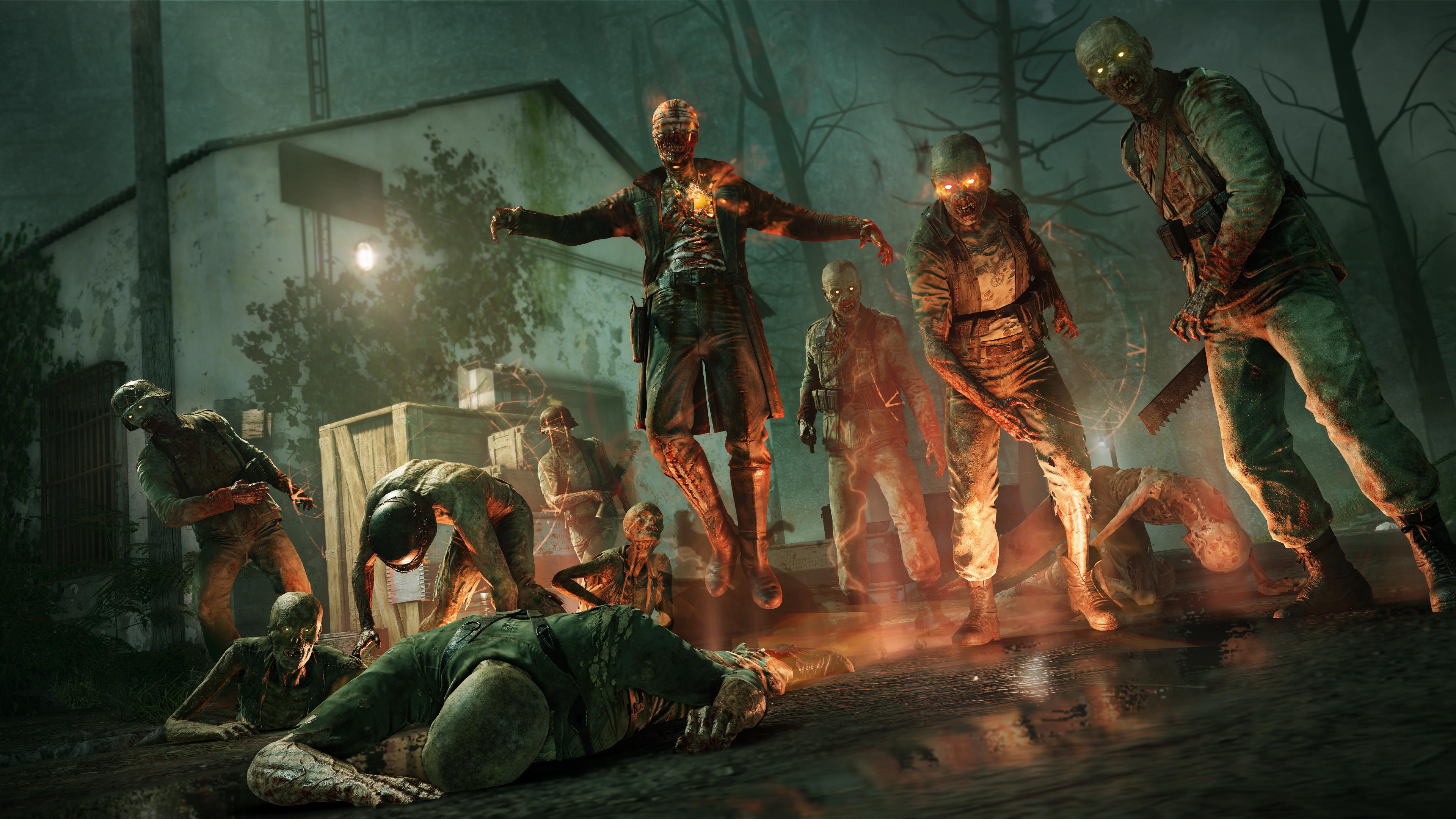 Zombie Army 4 Dead War Screen 4