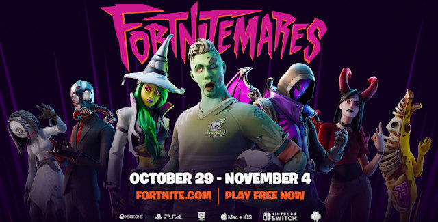 Fortnite Chapter 2 Fortnitemares Challenges Guide