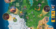 Fortnite Season X Week 10 Challenges Cheat Sheet