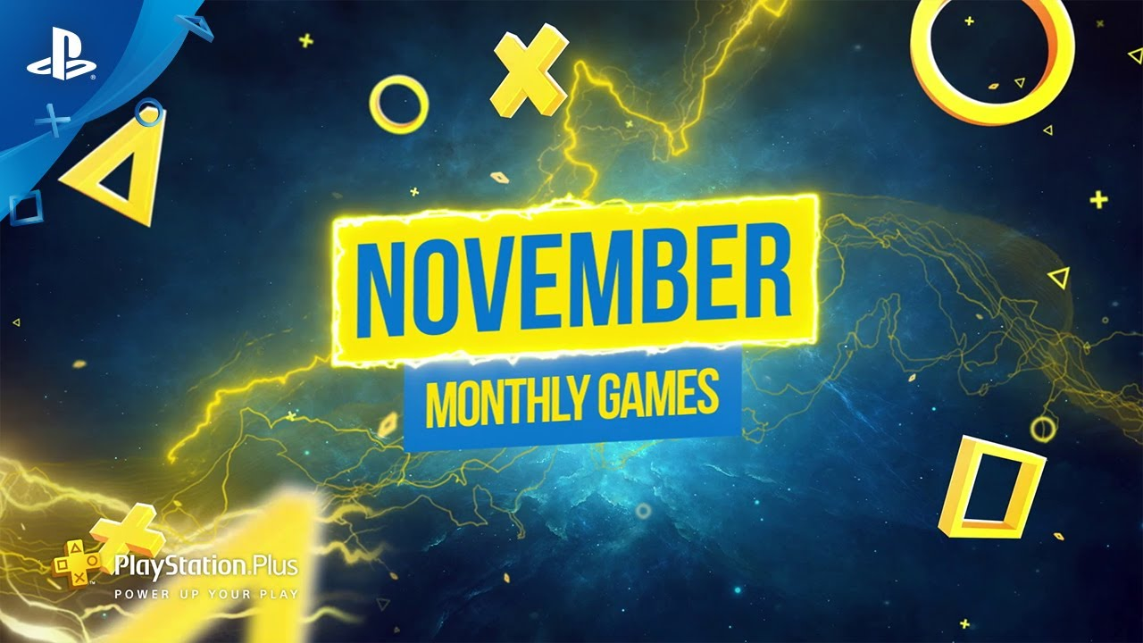 playstation plus november 2019