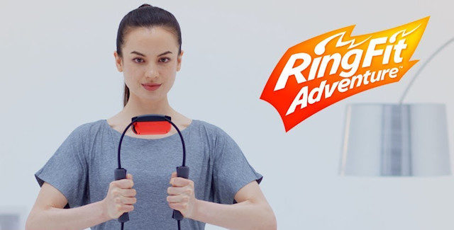 Ring Fit Adventure Controller Accessories Not Available Separately
