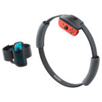 Ring Fit Adventure Ring-Con and Leg Strap accessories