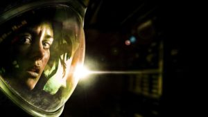 Alien Isolation Key Visual