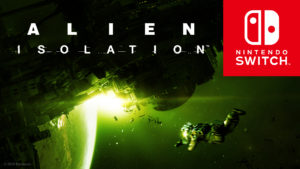 Alien Isolation for Switch Key Visual
