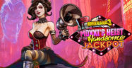 Borderlands 3 Moxxi's Heist of the Handsome Jackpot Banner
