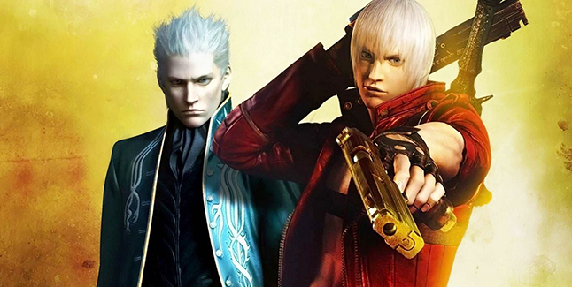 Devil May Cry 3 Special Edition Banner