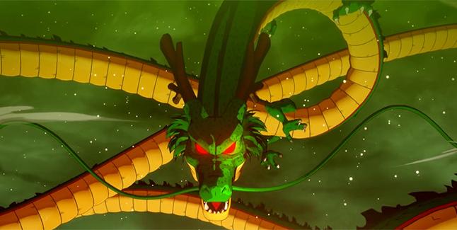 Dragon Ball Z Kakarot Shenron Banner