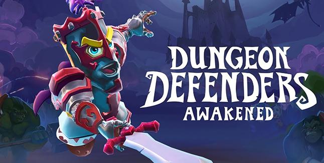 Dungeon Defenders Awakened Banner